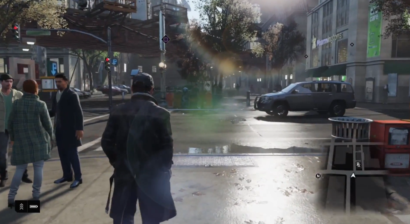 PS4: Watch Dogs... Goodgame Gangster