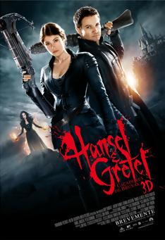 Poster de «Hansel e Gretel: Caçadores de Bruxas »
