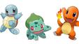 Imagem Os três Pokémons originais vão ter Mega Evoluções