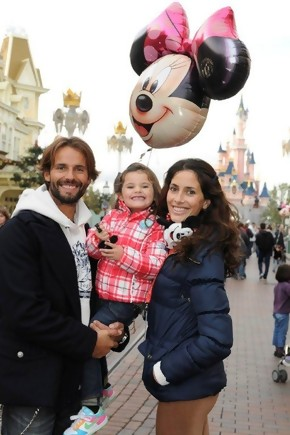 Telma e Pedro Guedes na Disney