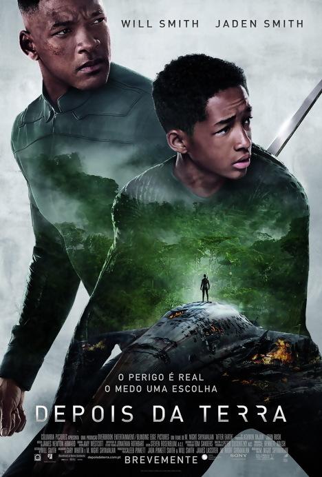 Poster do filme Depois da Terra