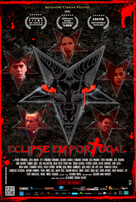 Poster do filme Eclipse em Portugal