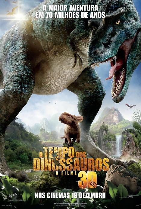 Poster do filme O Tempo dos Dinossauros: O Filme