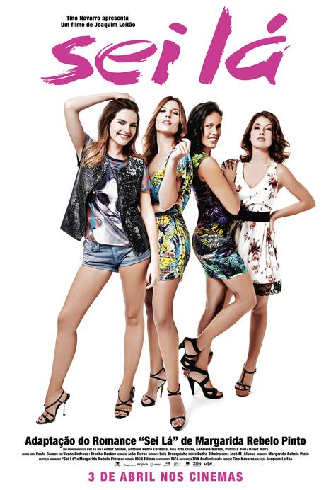 Poster do filme Sei Lá