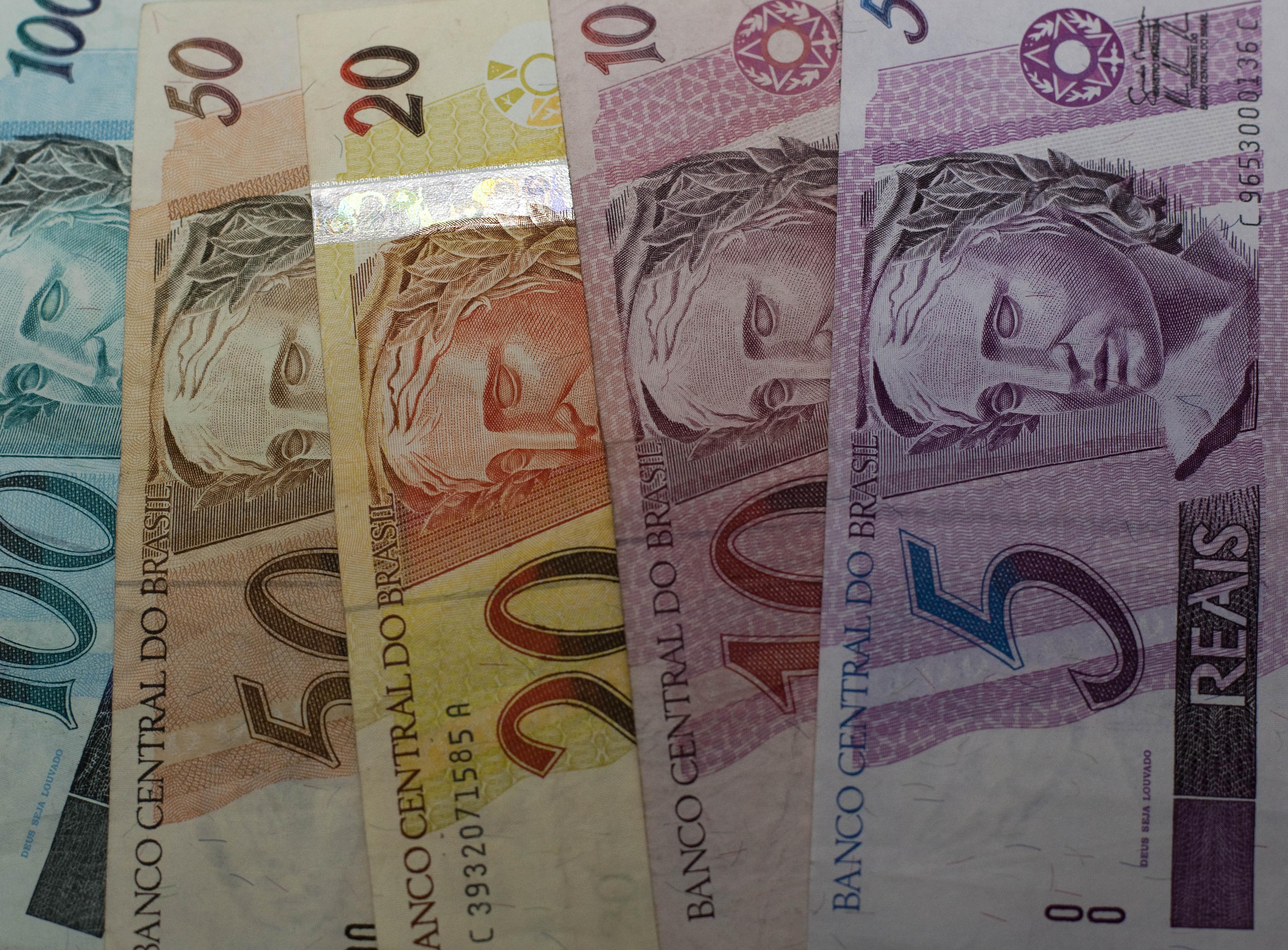 Dívida pública do Brasil sobe 2,7% em junho relativamente a maio