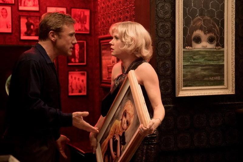 e-Cinema: Tim Burton está de volta com «Olhos Grandes»