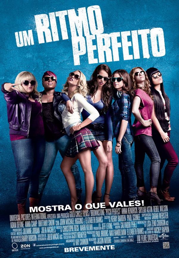 Poster de «Um Ritmo Perfeito »