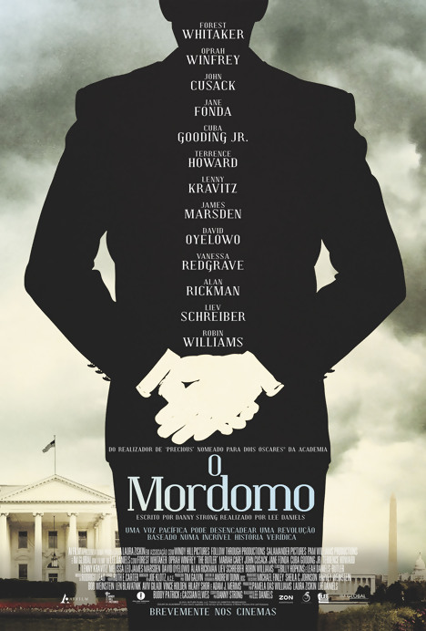 Poster do filme O Mordomo