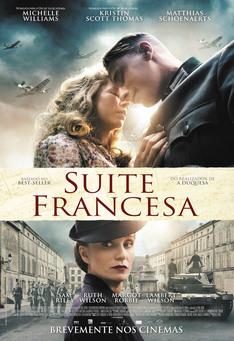 Capa do filme: Suite Francesa