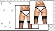 Imagem Portugueses criam lingerie