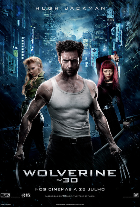 Poster do filme Wolverine
