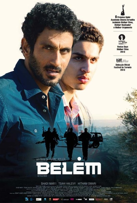 Capa do filme: «Belém»