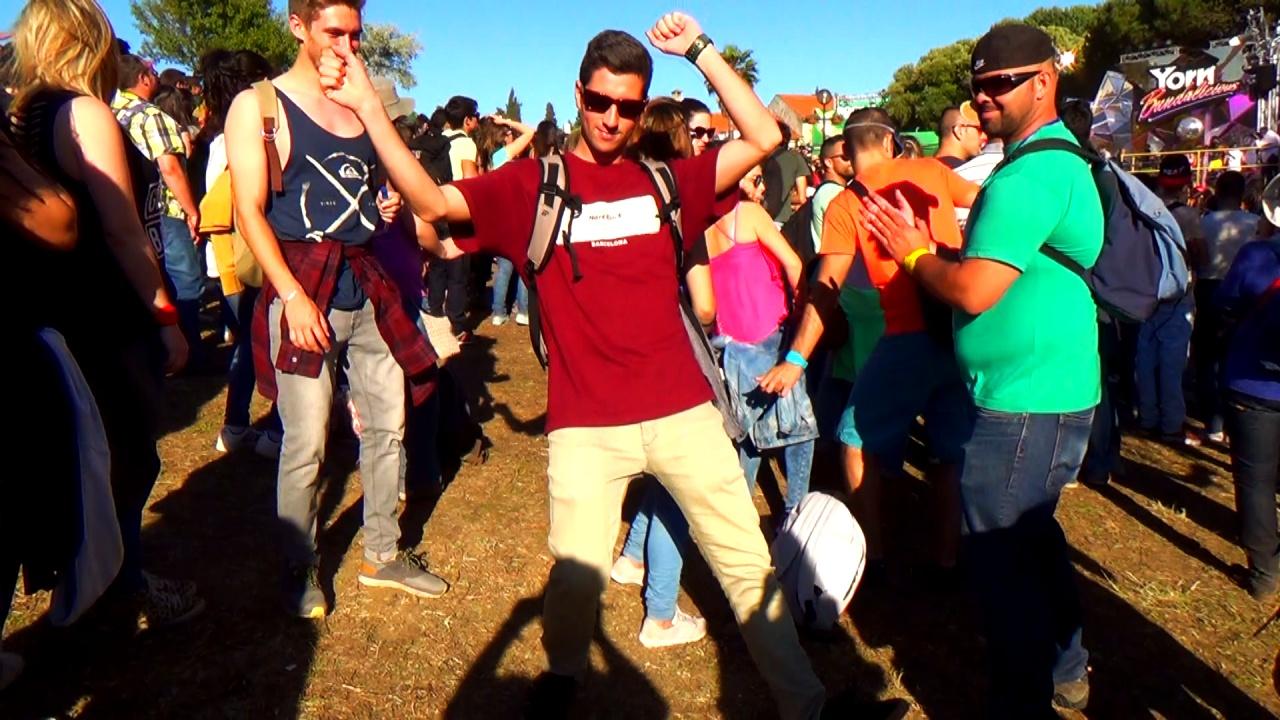 Danças, dedicatórias e loucuras por Timberlake