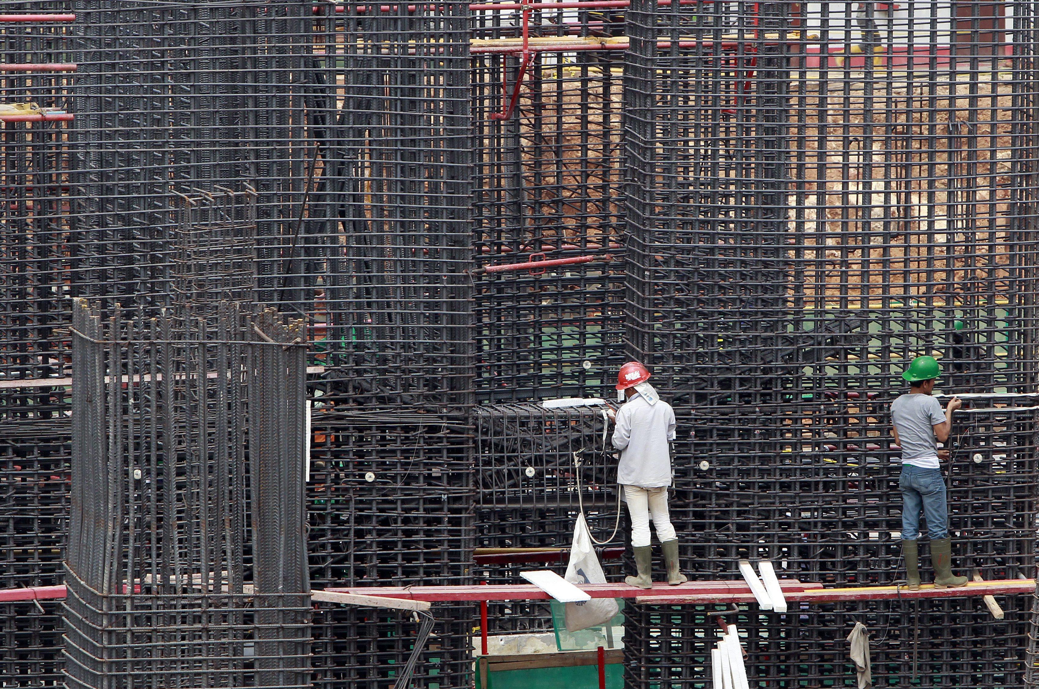 Angola mantém proibição geral à importação de cimento em 2017