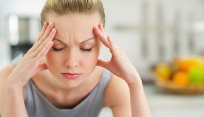 Soluções naturais para as dores de cabeça
