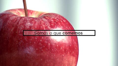 Reportagem interativa: Somos o que comemos