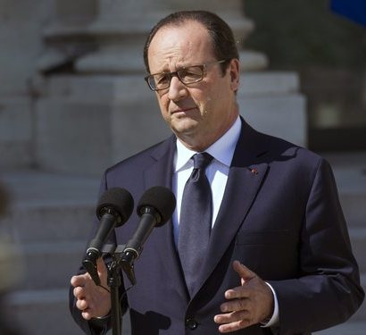 Presidente Hollande