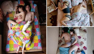 Como dormem os casais que estão à espera de bebé?