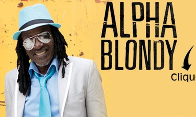 Alpha Blondy