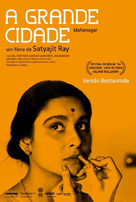 Capa do filme: «A Grande Cidade»