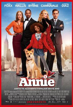 Capa do filme: Annie