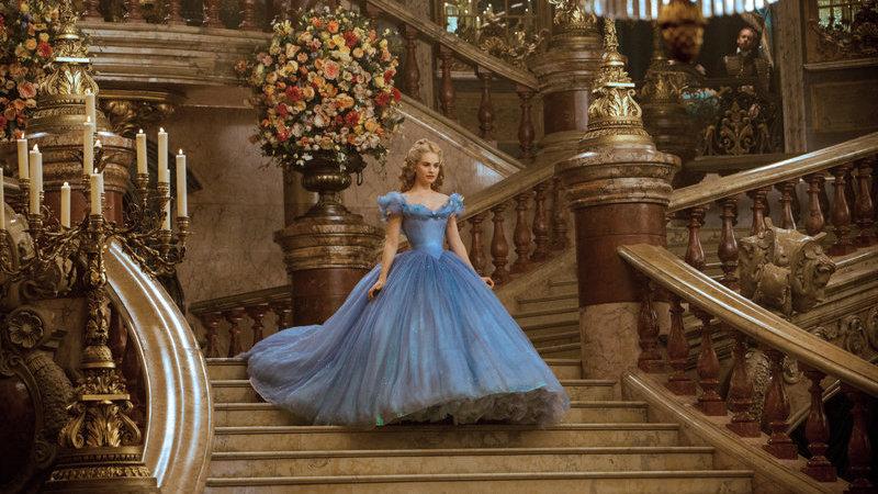 e-Cinema: A nova «Cinderela» da Disney, agora com atores de carne e osso