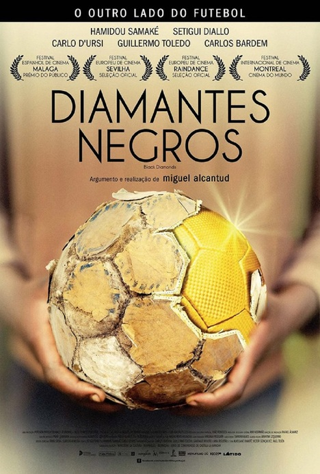 Poster do filme Diamantes Negros
