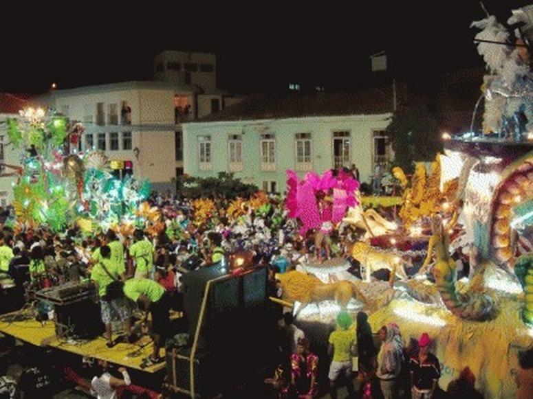 carnaval São Nicolau