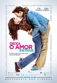 Capa do filme: Deixa o Amor Entrar