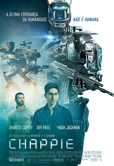 Capa do filme: Chappie