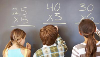 Matemática para os mais pequenitos