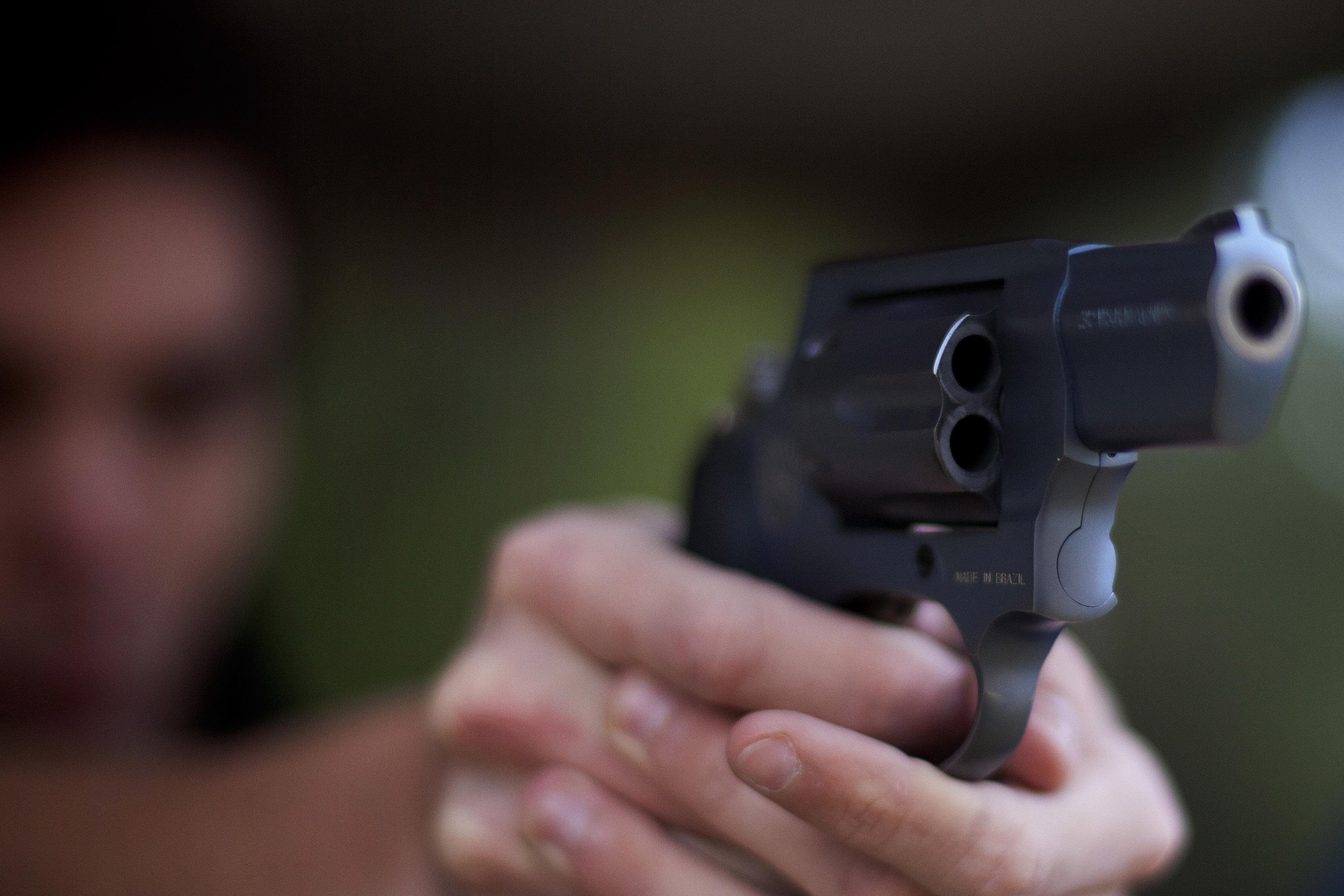 Português morto a tiro no Brasil