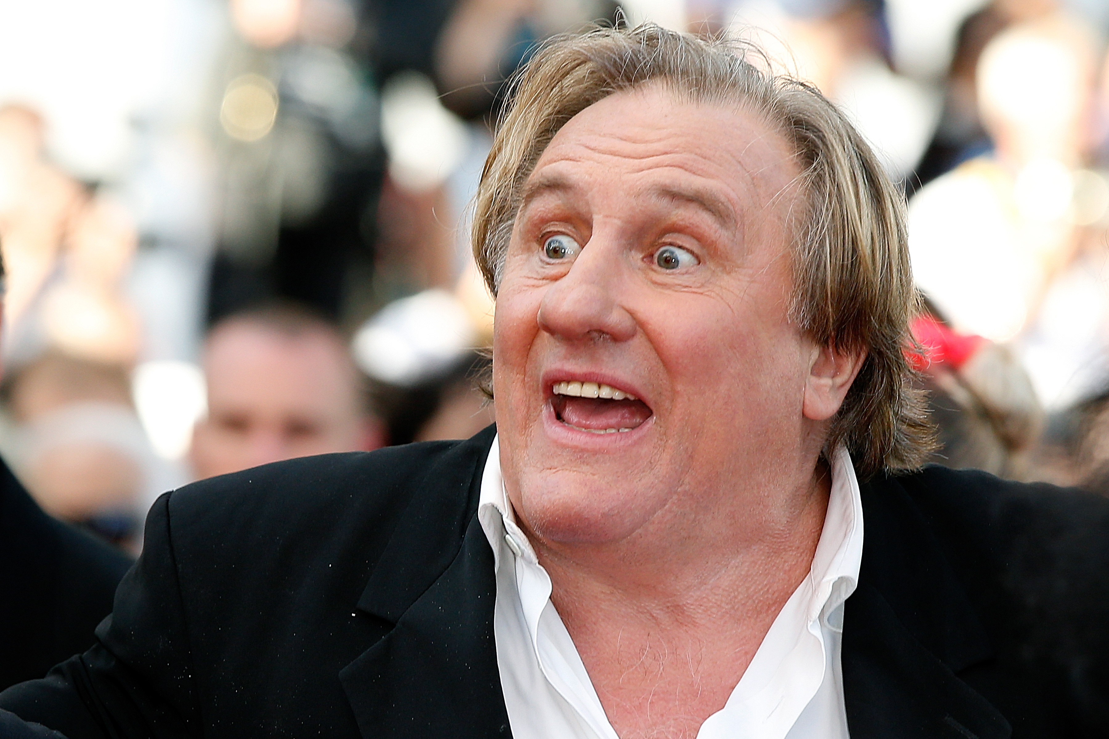 Depardieu inaugura na Rússia centro cultural com o seu nome