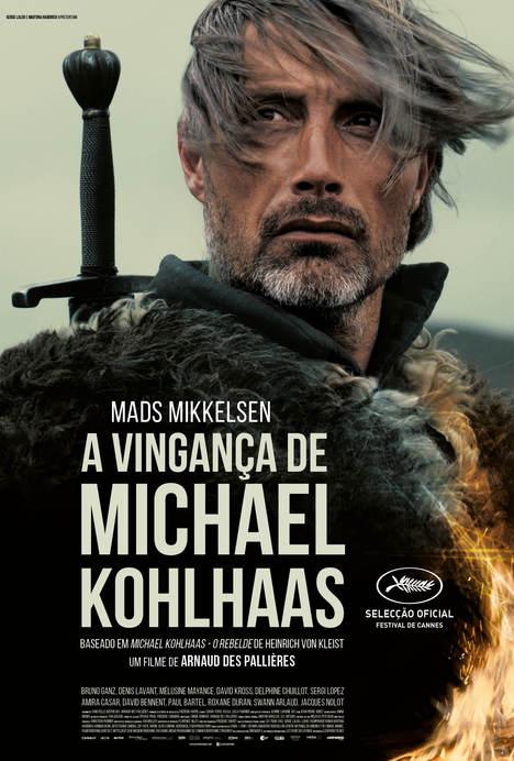 Capa do filme: «A Vingança de Michael Kohlhaas»