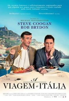 Capa do filme: A Viagem a Itália