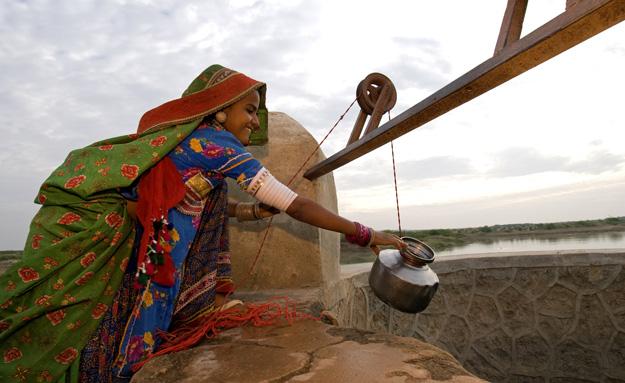 Metade da população mundial não tem ainda acesso à água