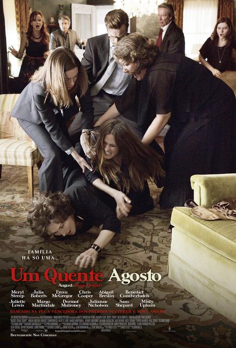 Poster do filme Um Quente Agosto