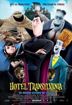 Poster de «Hotel Transylvania »