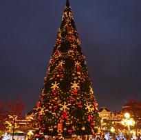 Uma árvore de Natal memorável