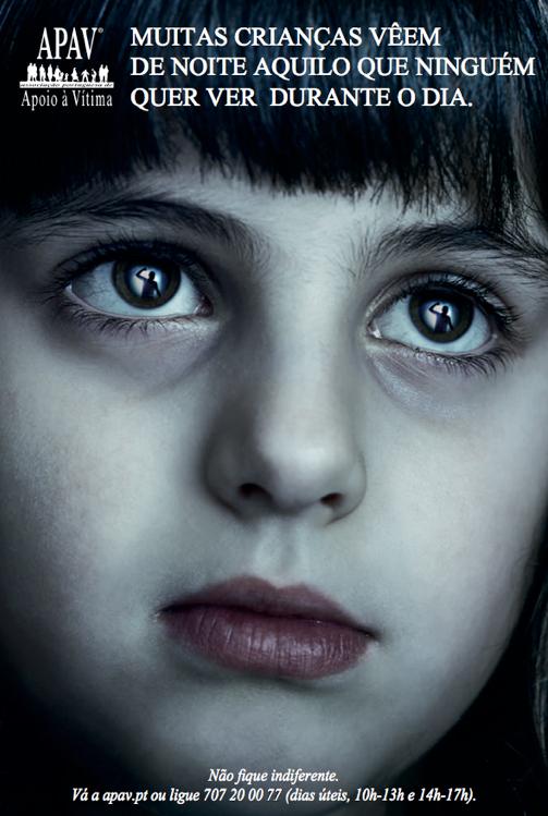 APAV lança nova campanha de sensibilização sobre crianças vítimas de crime