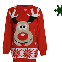 Camisolas natalícias: Vestir o espírito de Natal