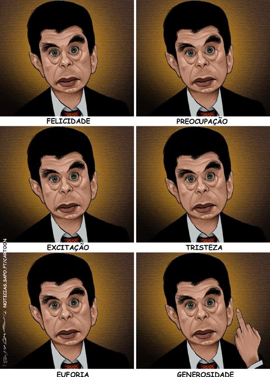 As expressões de Gaspar