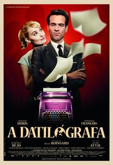 Poster de «A Datilógrafa »