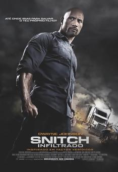 Poster de «Snitch - Infiltrado »