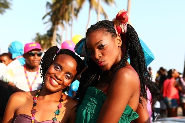 Carnaval Maputo 2013