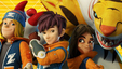 Imagem Invizimals da PlayStation tornam-se protagonistas de série televisiva