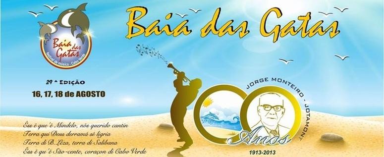 Cartaz Baía das Gatas 2013