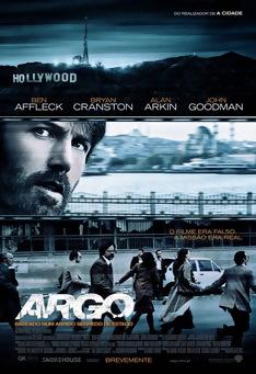 Poster de «Argo »
