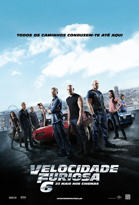 Poster do filme Velocidade Furiosa 6