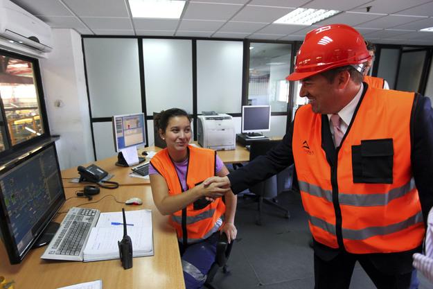 Minas De Aljustrel: Ministro Da Economia Considera Preocupantes Números De